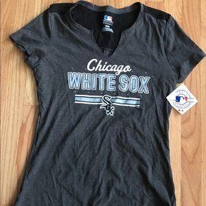 Chicago White Sox Women's Bling Shirt Size Medium